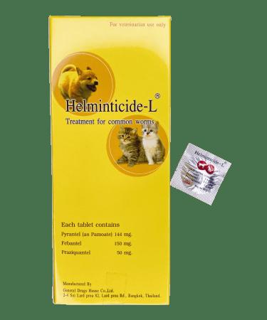 Helminticide- l dose, Hrvatski pravopis padezi